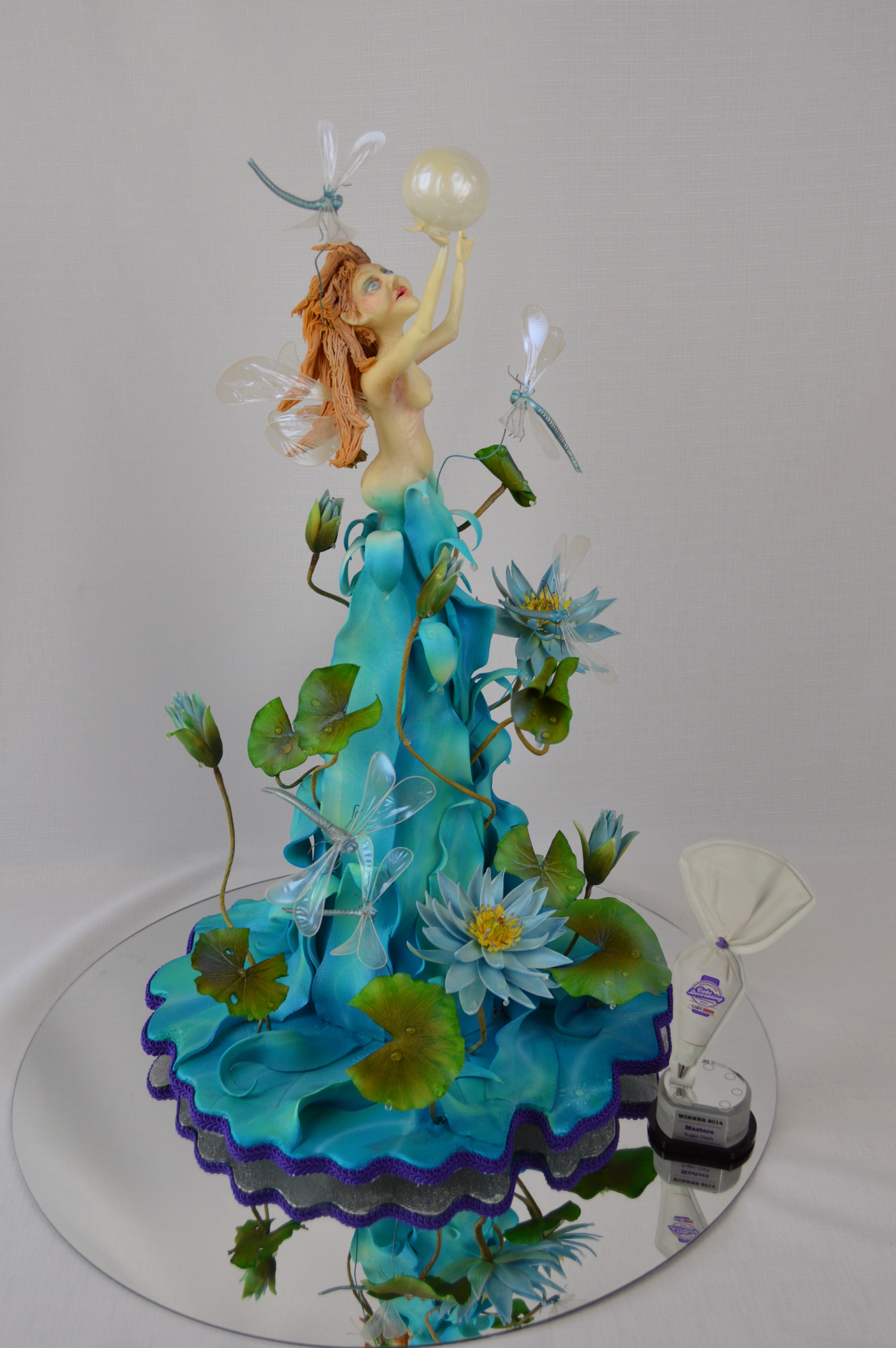 Cake Craft And Decoration Competition : Gallery SHAYNE GREENMAN